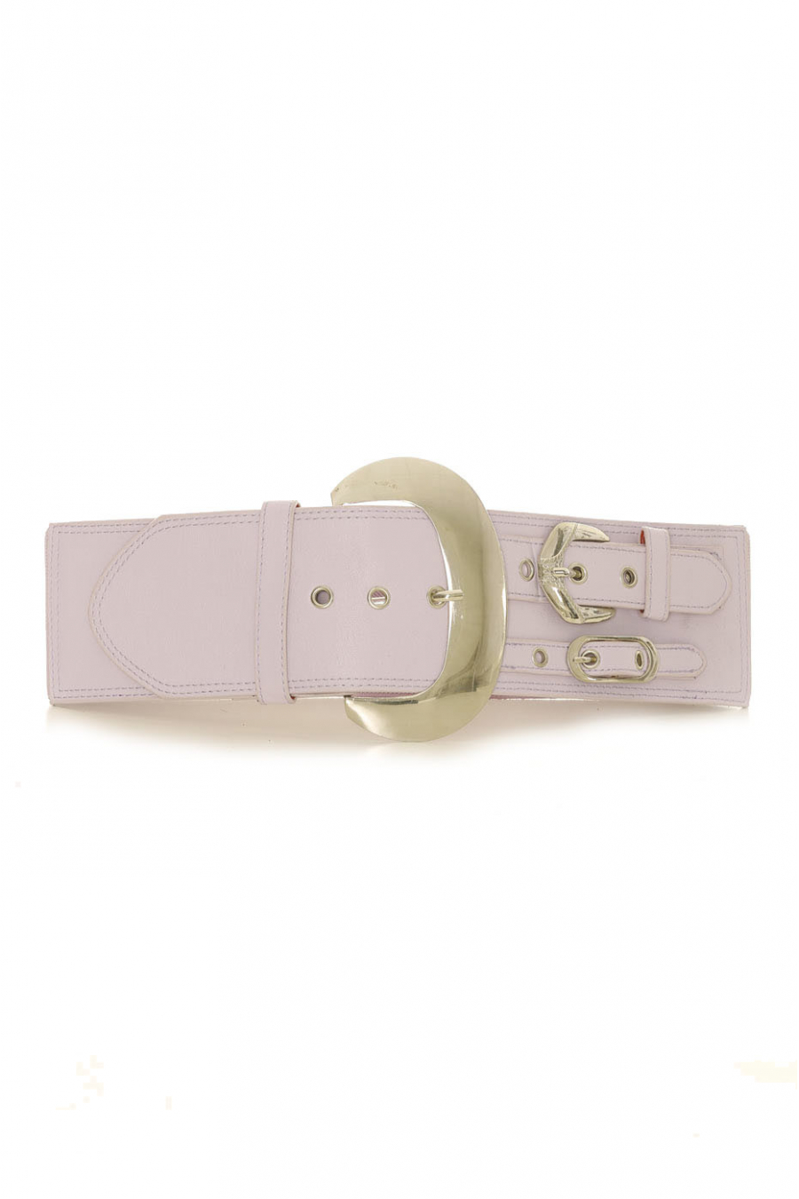 Elastic waistband Parma with decoration on the side double waist effect - SG - 0306