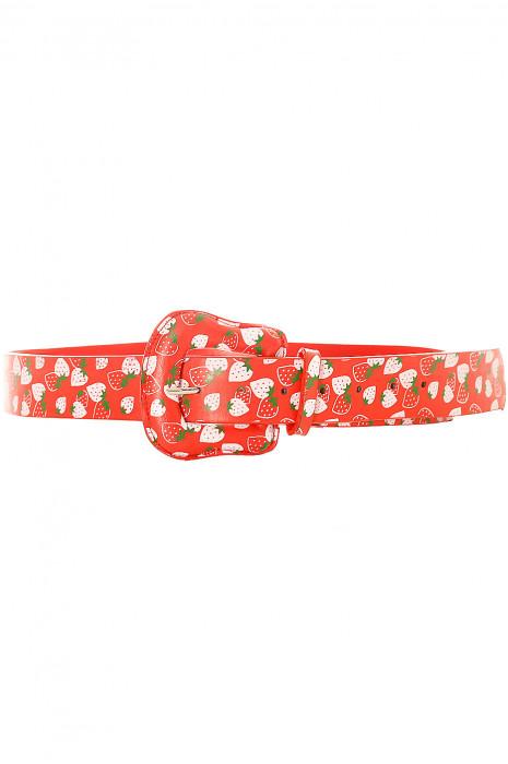 Red Belt BG-P008