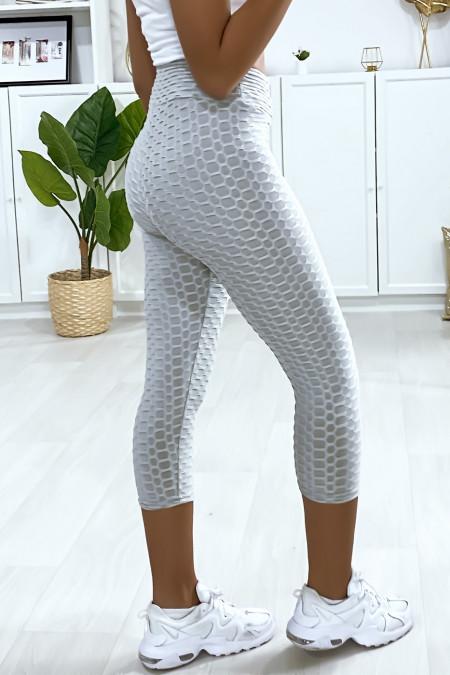 Fashionable gray Push Up corsair leggings