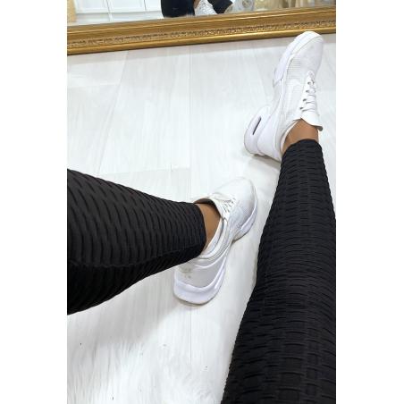 Legging Push Up noir très fashion